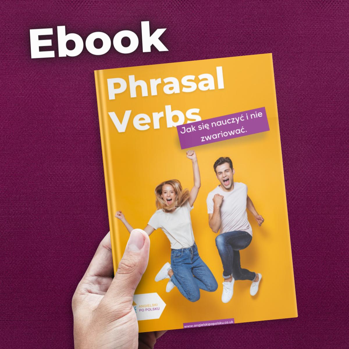 Ebook Phrasal Verbs APP